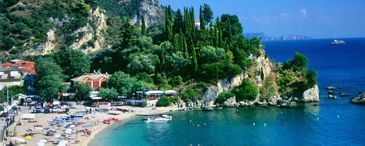 Holidays In And Around Of Parga